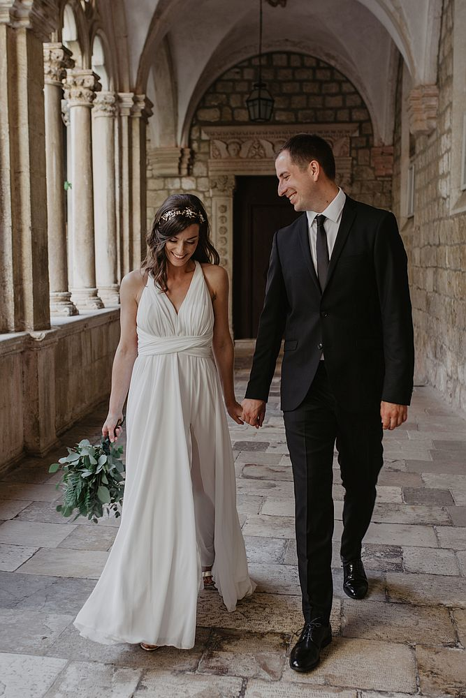 Dubrovnik wedding organizer W² - Dubrovnik 2019 - Marija and Filip testimonial - Marko & Vanja Wedding Photography