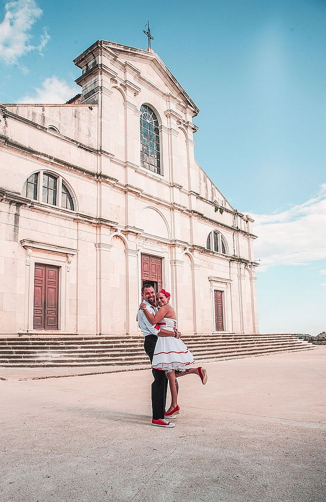 Rovinj wedding organizer W² - Rovinj 2019 - Caroline and Cristophe testimonial - a  photography by White Studio